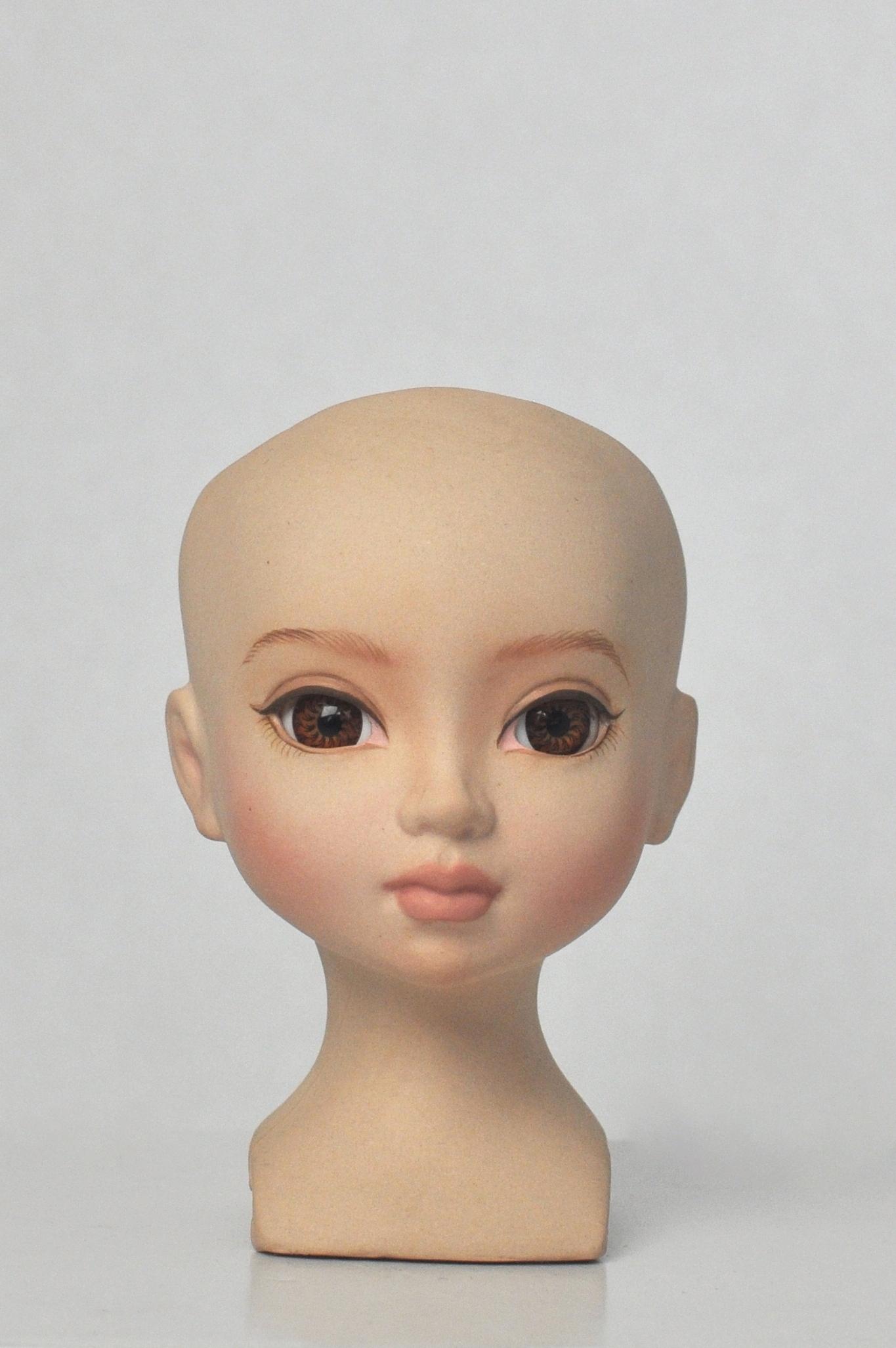 Куклы своими руками головы для кукол